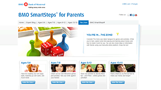 BMO - SmartSteps for Parents - The Zone