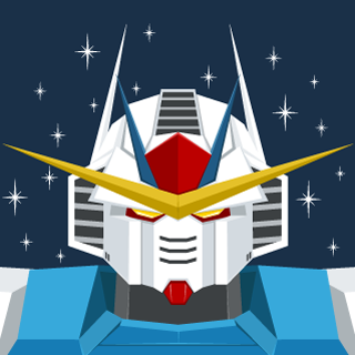 Gundam - Adobe Illustrator