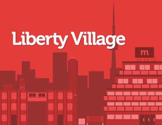 Liberty Village - Adobe Illustrator