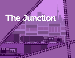 The Junction - Adobe Illustrator
